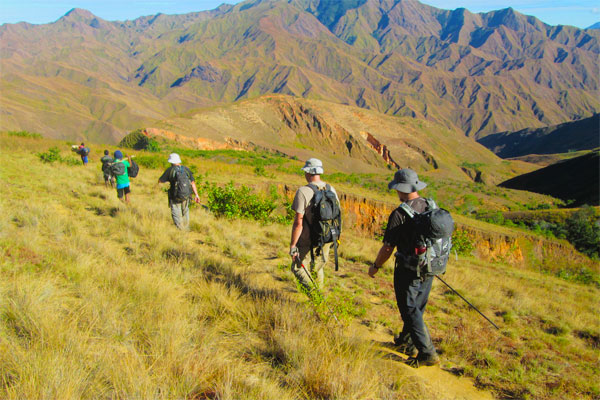 madagascar trekking maromokotro