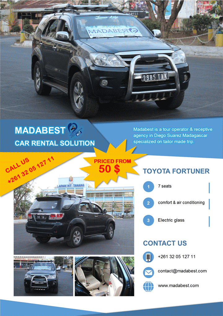 madagascar vehicle rent 1