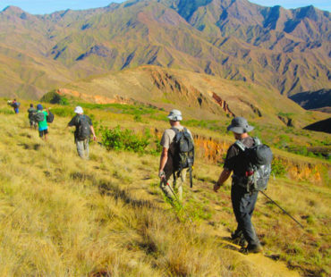 Maromokotro trekking